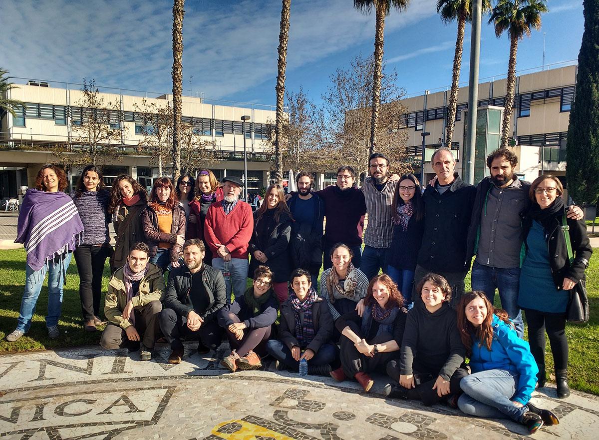 CERAI inicia 2017 con energías renovadas y con buenas noticias