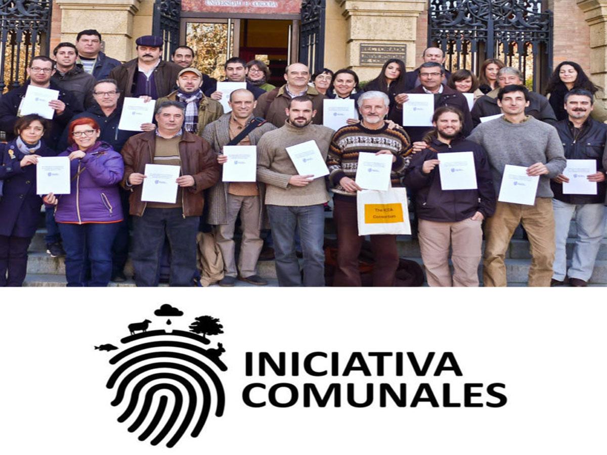 Apoyamos la Declaración por la defensa y reconocimiento de los Usos Comunales y las ICCA en España