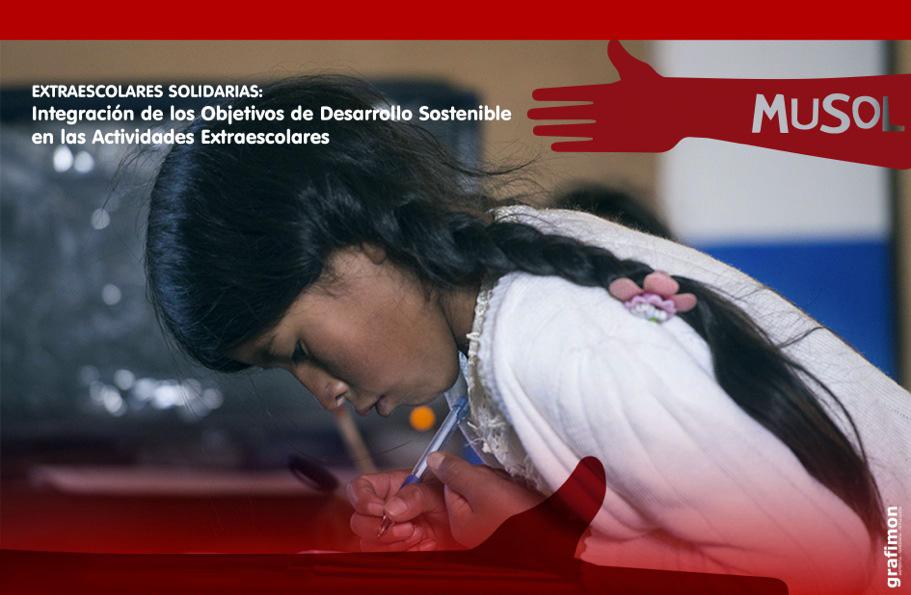 Extraescolares Solidarias, un proyecto de sensibilización para acercar los Objetivos de Desarrollo Sostenible al ámbito escolar