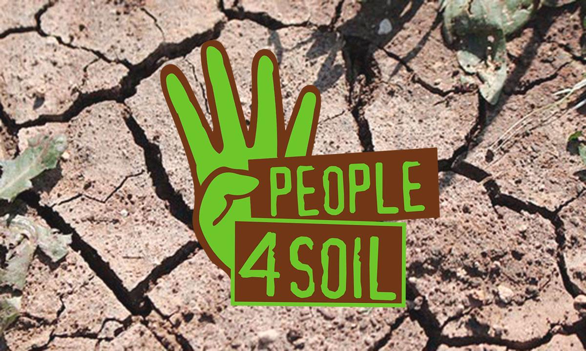 """CERAI se adhiere a la iniciativa """"People 4 Soil"""" para proteger los suelos en Europa"""