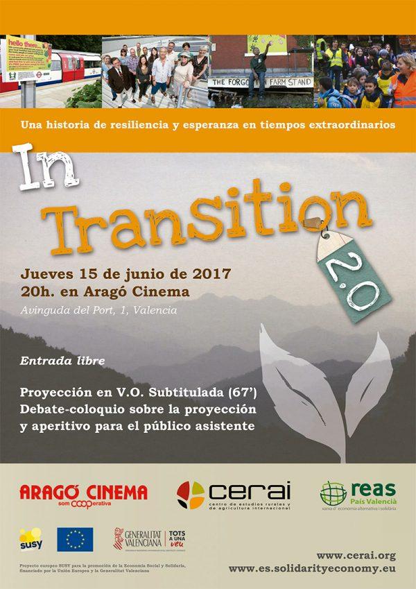 """Proyección de cine: """"In Transition"""""""