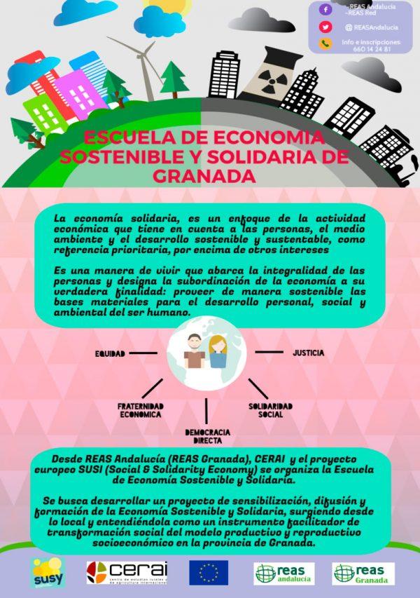 Escuela de Economía Sostenible y Solidaria de Granada