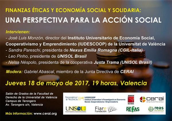 Finanzas Éticas y Economía Social y Solidaria: una perspectiva para la acción social