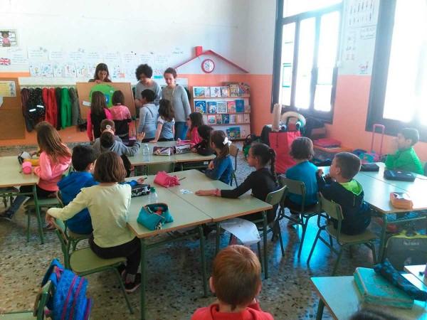 CERAI continúa en Tarazona su proyecto 'Somos lo que comemos'