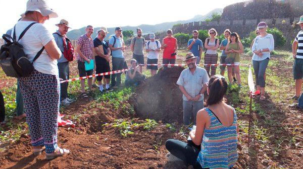 Inicio del Curso de Agroecología y Soberanía Alimentaria 2017-2018