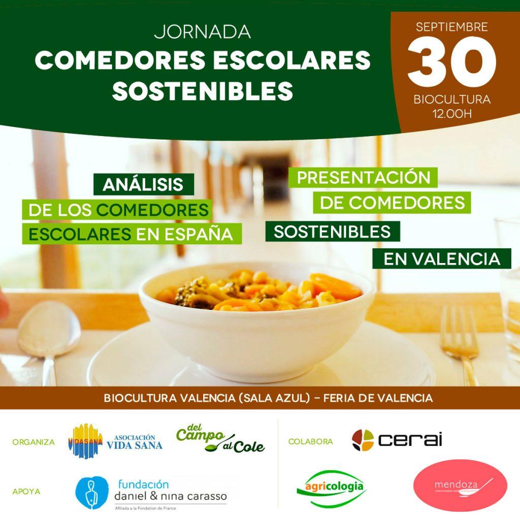 Jornada sobre Comedores Escolares Sostenibles en BioCultura Valencia ...