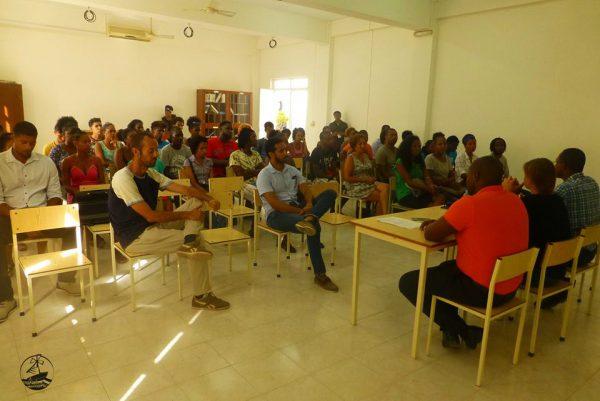 Iniciamos en Cabo Verde la formación para guías de turismo comunitario