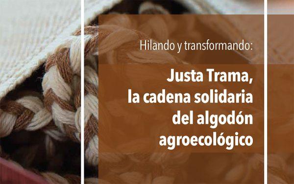 La FAO reconoce a la Justa Trama como buena práctica de cooperativismo en la cadena de valor del algodón
