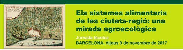 """Jornada técnica """"Los sistemas alimentarios de las ciudades-región"""""""