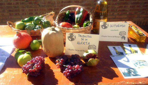 Se ha celebrado la I Muestra 'Tierra del Moncayo' en Tarazona (Zaragoza)