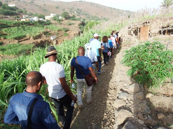 Sembrando agroecología en Cabo Verde