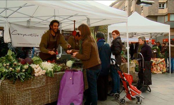 La muestra agroecológica de Zaragoza celebra su 9º aniversario