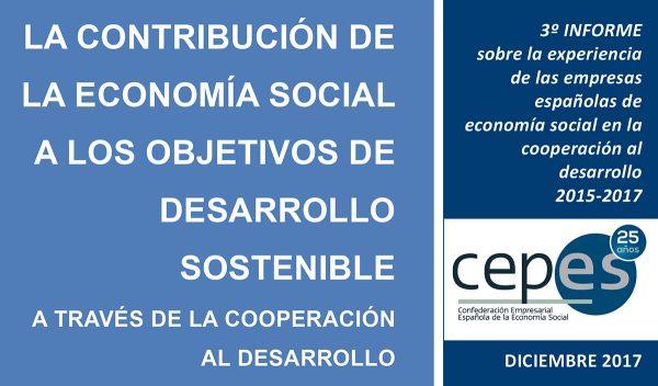 La Economía Social como clave en las políticas de Cooperación al Desarrollo