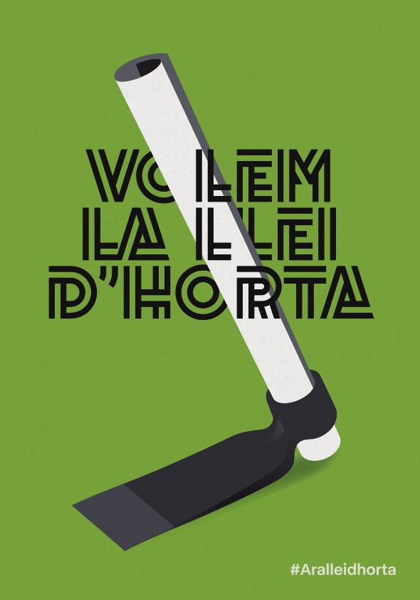 Apoyamos el manifiesto que reclama una ley para la protección de la huerta de Valencia