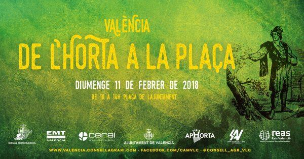 """Mercado de proximidad en Valencia: """"De L'horta a la plaça"""""""