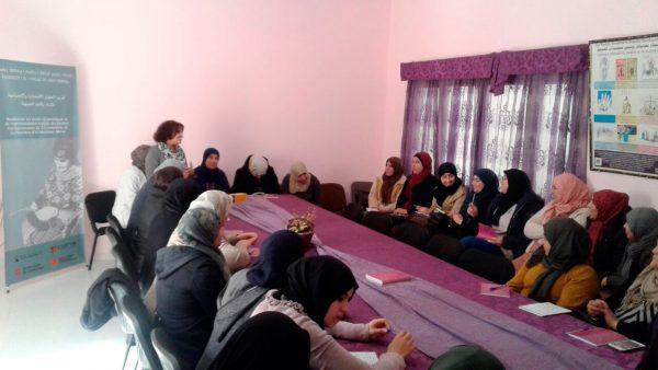 Iniciamos nuevo proyecto en Alhucemas dirigido al refuerzo de los derechos económicos de las mujeres
