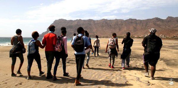 Rutas solidarias en Cabo Verde: de la teoría a la práctica
