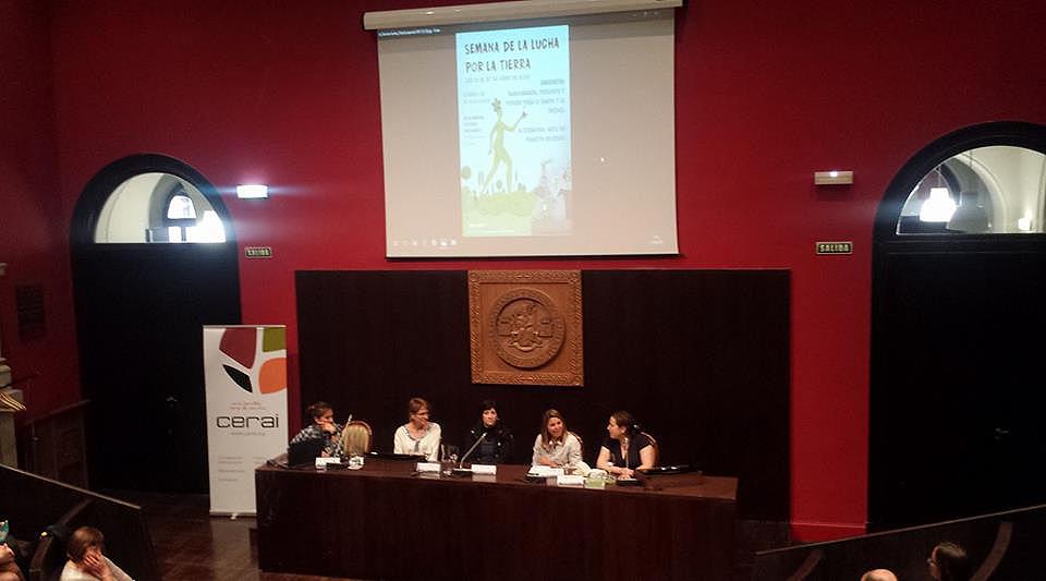 """Mesa redonda """"Agroecología, mujer y medio rural"""" - CERAI"""