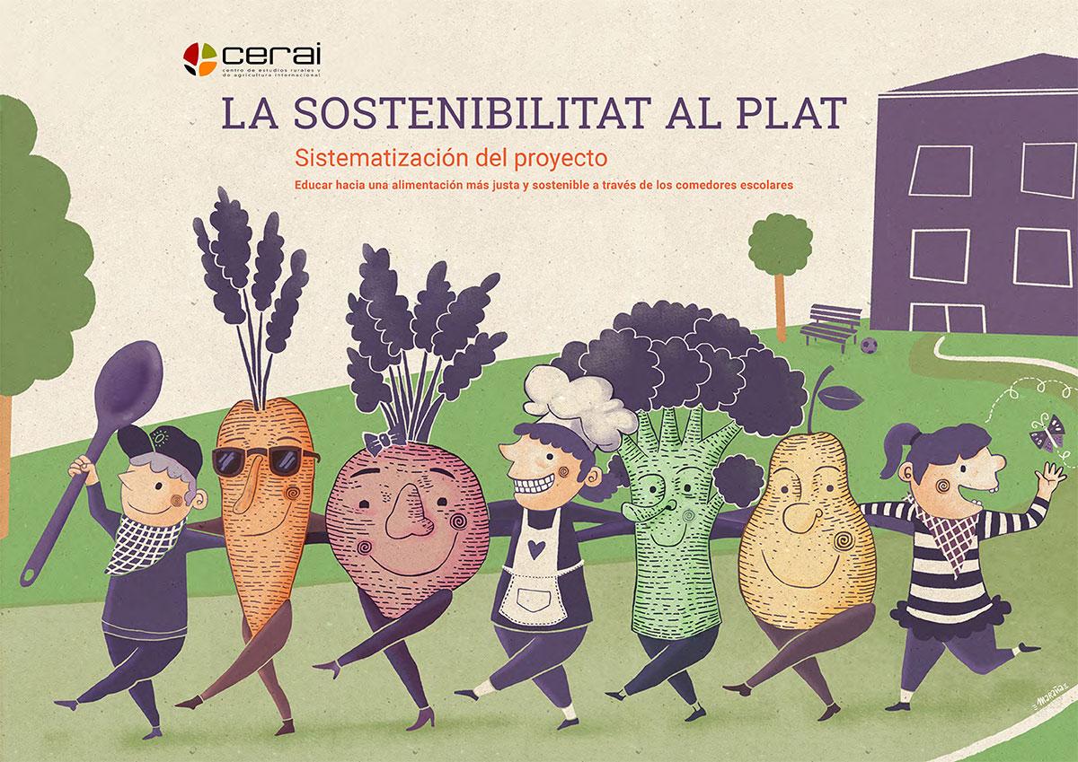 Valencia comparte su experiencia en el proceso de transici n hacia unos comedores escolares - Trabajar en comedores escolares valencia ...