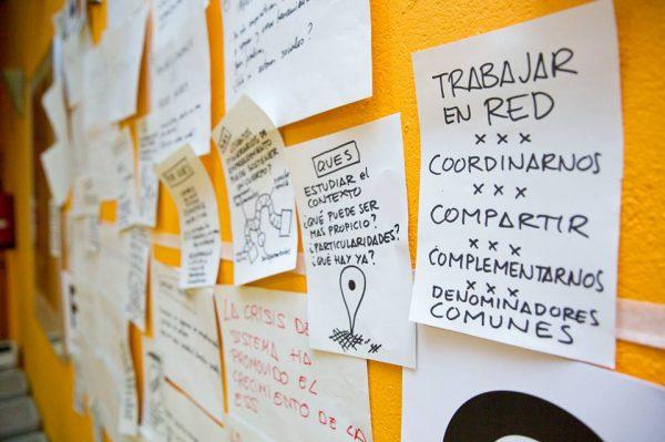 Manifiesto de apoyo a la Economía Social y Solidaria