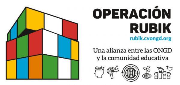 Operación Rubik, una alianza entre las ONGD valencianas y la comunidad educativa