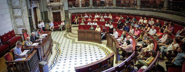 Valencia se convierte en la primera ciudad del Estado español con consejo alimentario