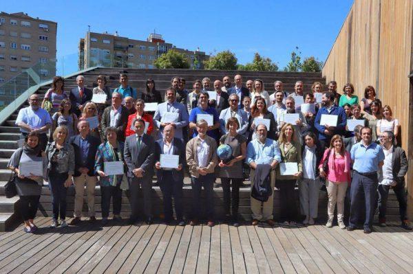 CERAI Aragón, presente en la firma de la estrategia frente al Cambio Climático de Zaragoza