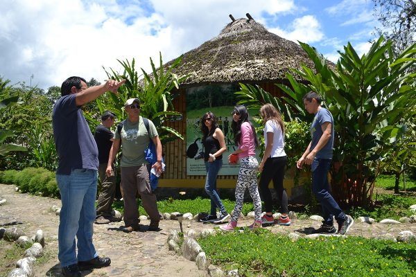 La práctica agroecológica en la cooperación al desarrollo (Estancia en Ecuador)