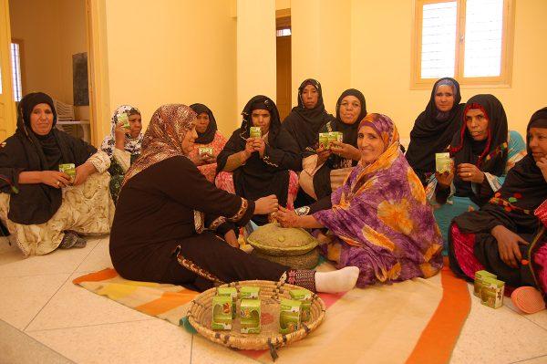 Contratación de una asistencia técnica para la formación de mujeres en Marruecos