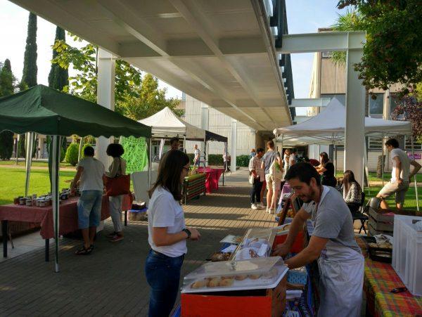 El Mercado Agroecológico en la Universitat Politècnica de València busca nuevos/as productores/as