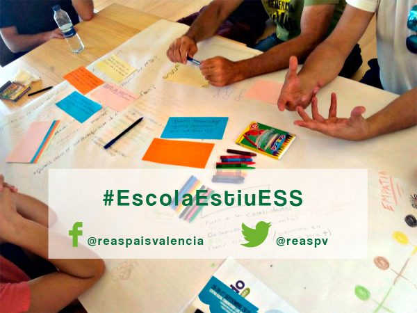 Finaliza la Escuela de Verano de Economía Social y Solidaria del País Valencià
