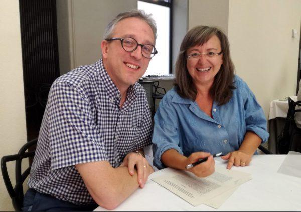 Firmamos un convenio con la Fundación Isabel Martín para reforzar un proyecto de cooperación en Marruecos