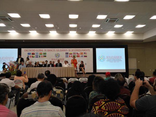 CERAI participa en el Encuentro Global de Bancos Solidarios para el Desarrollo