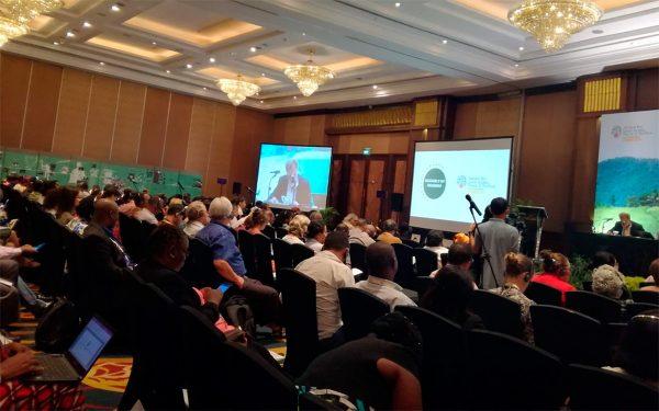 CERAI participó en el Foro Global de la Tierra 2018 celebrado en Indonesia