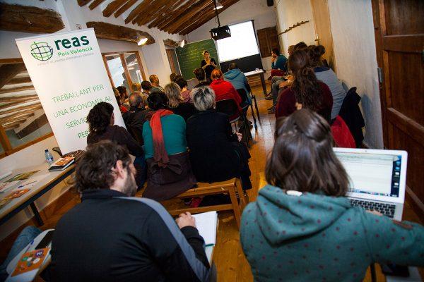 REAS PV y CERAI fomentan una red de cooperación de Economía Social y Solidaria en el País Valencià