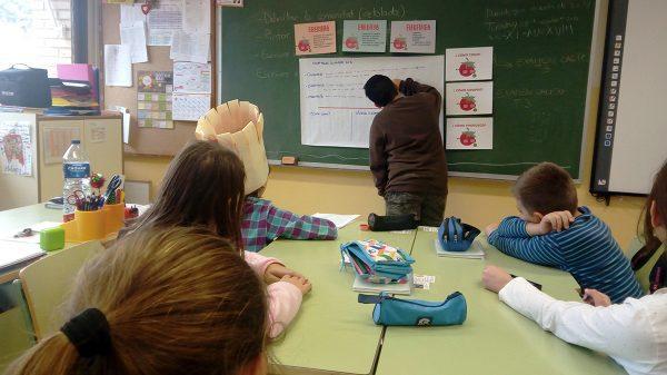El huerto escolar: una herramienta potente de sensibilización sobre alimentación sostenible en las aulas