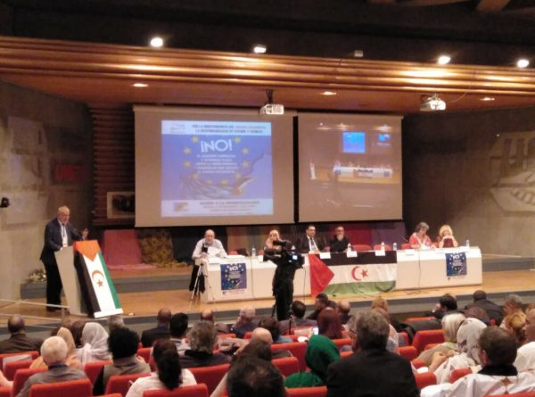 CERAI asiste a la 43a conferencia europea de solidaridad y apoyo al pueblo saharaui