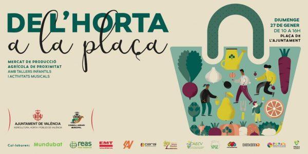 De l'Horta a la Plaça 2019