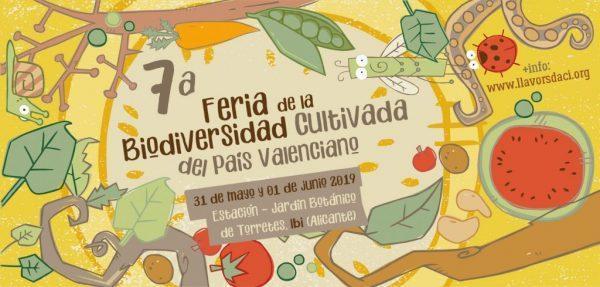 7a Fira de la Biodiversitat Cultivada del País Valencià