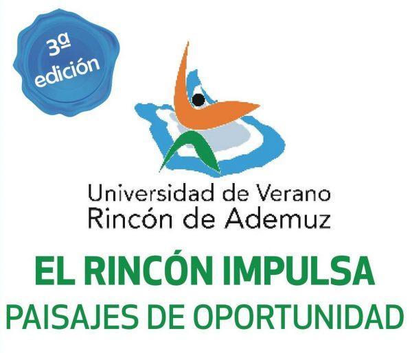 Participamos en la Universidad de Verano del Rincón de Ademuz