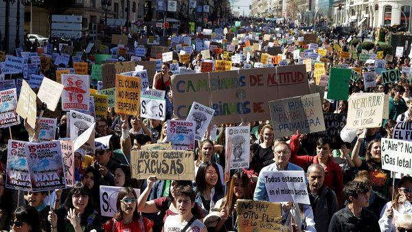 Apoyamos la convocatoria de la Huelga Global por el Clima