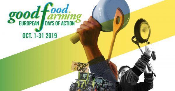 Jornadas Europeas de Acción 'Good Food, Good Farming'