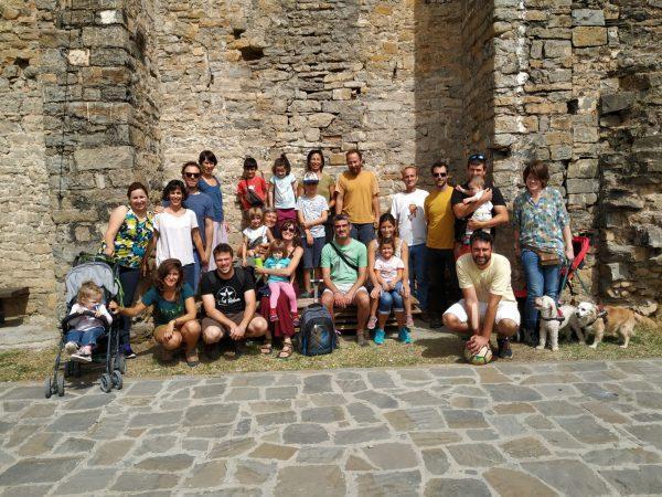 CERAI celebró en Aínsa la asamblea general de socias y socios de Aragón