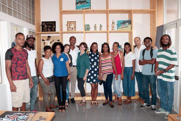 Se inaugura en Cabo Verde el Centro de Turismo y Economía Solidaria
