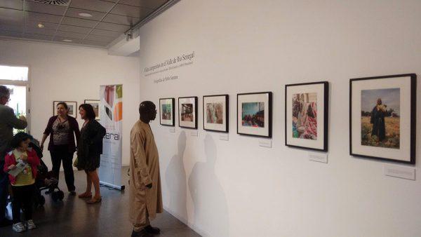 Exposición en Zaragoza: Vidas campesinas en el valle del río Senegal