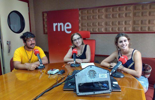 Entrevista en RNE 'Sin fronteras': Los otros veranos