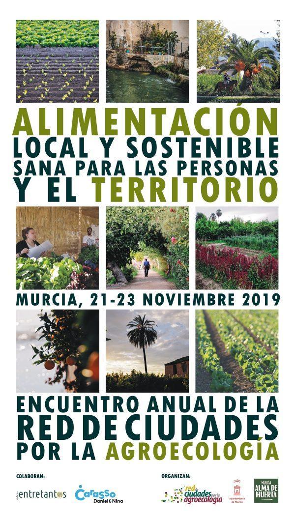 Encuentro de la Red de Ciudades por la Agroecología