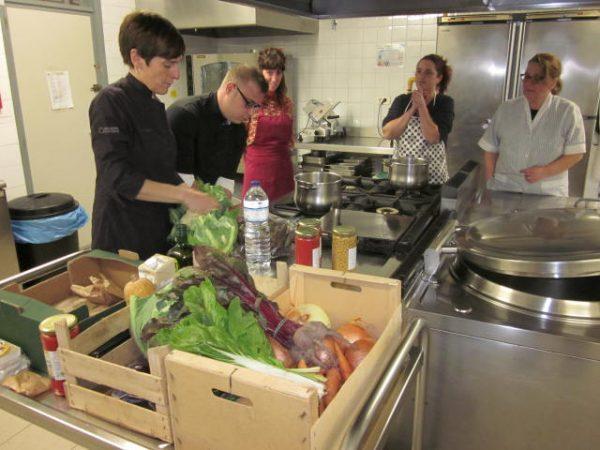 Formación para el profesorado en Restauración escolar sostenible