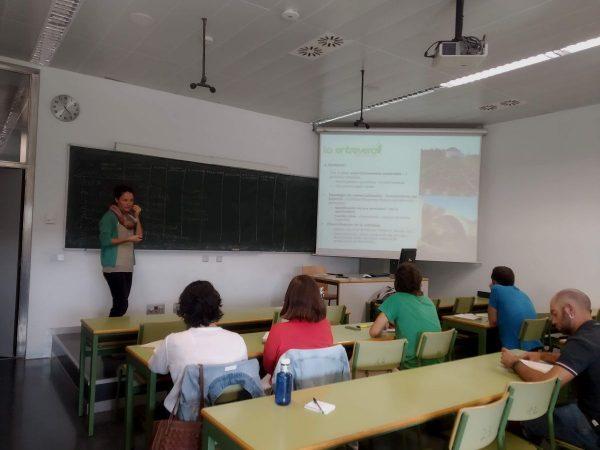 "Finaliza la primera edición del curso ""Escola d'agroecologia de l'horta"""