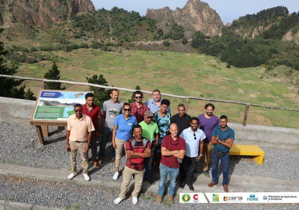 Redes y alianzas para la seguridad alimentaria y la nutrición escolar en Cabo Verde
